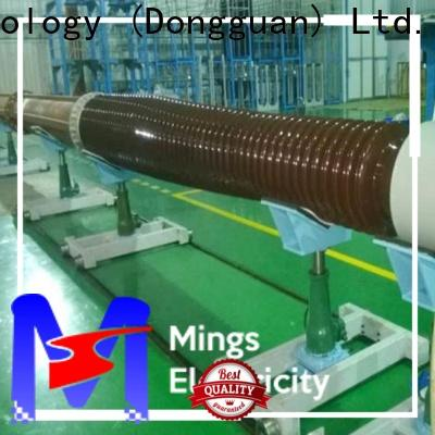 Mings Latest 33kv transformer bushing company for power transmission and distribution industry