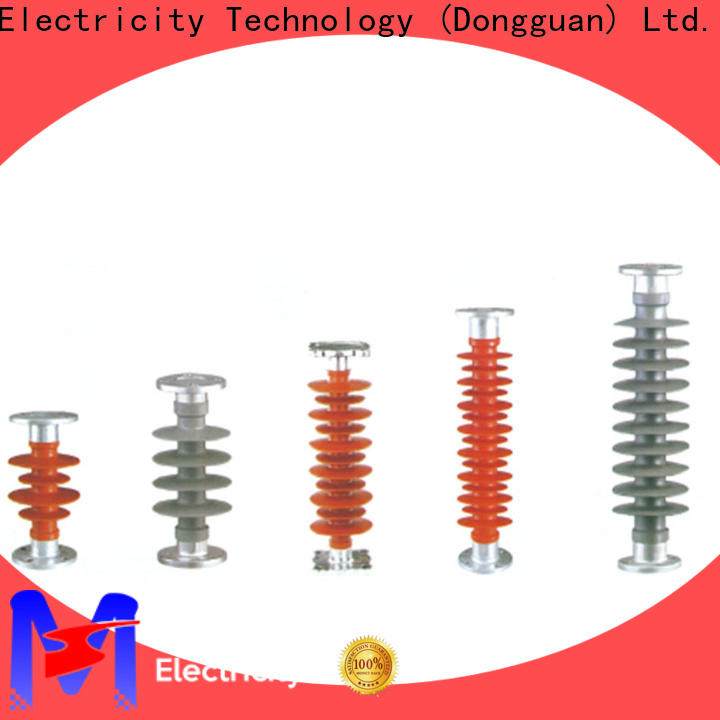 Mings 10220kv composite line post insulator directly price for utility pole