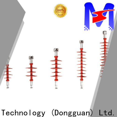 Mings high voltage composite insulator online for telegraph pole