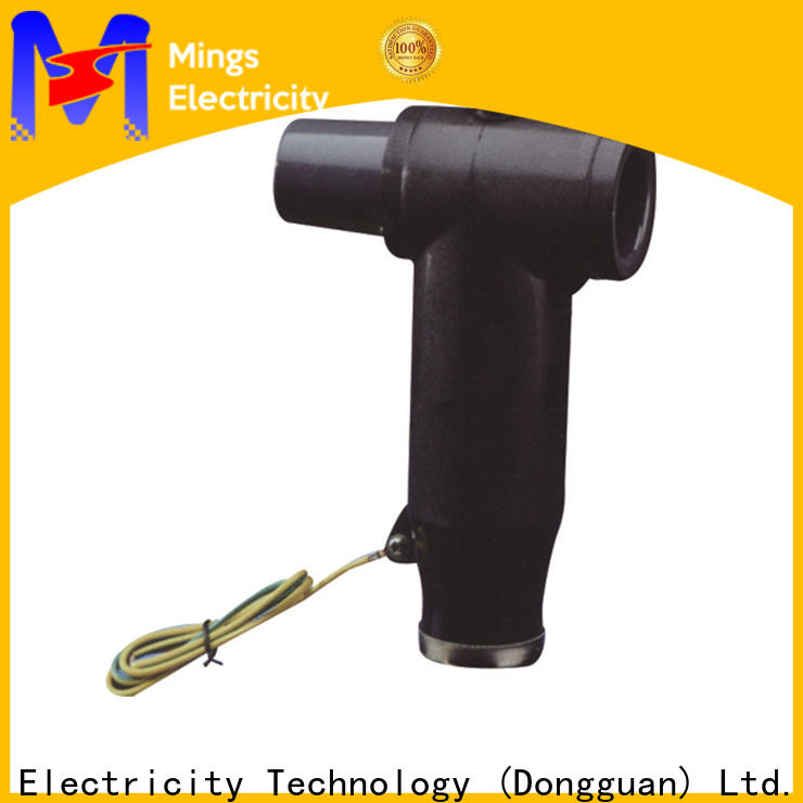safe tee connector termination factory price for government sevice