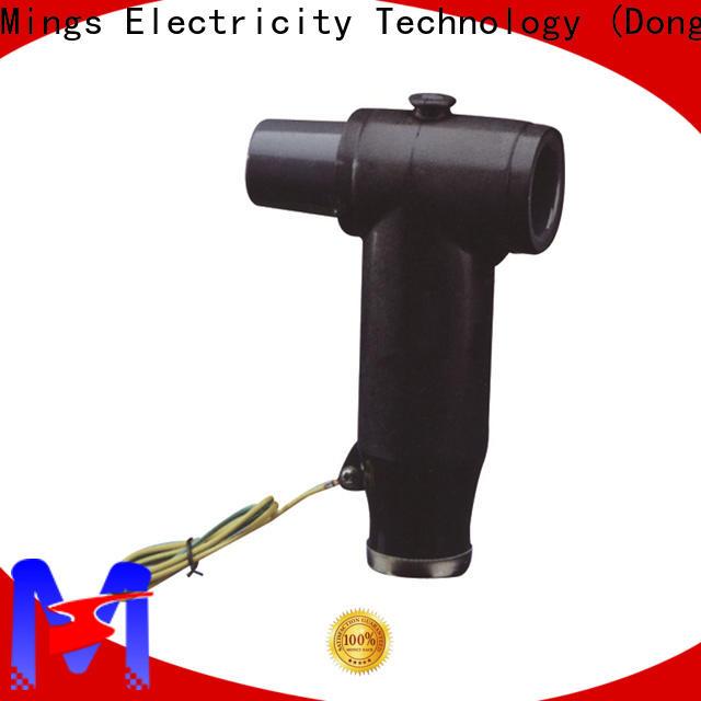 Mings 35kv arrester rear connectors on sale for power transmission