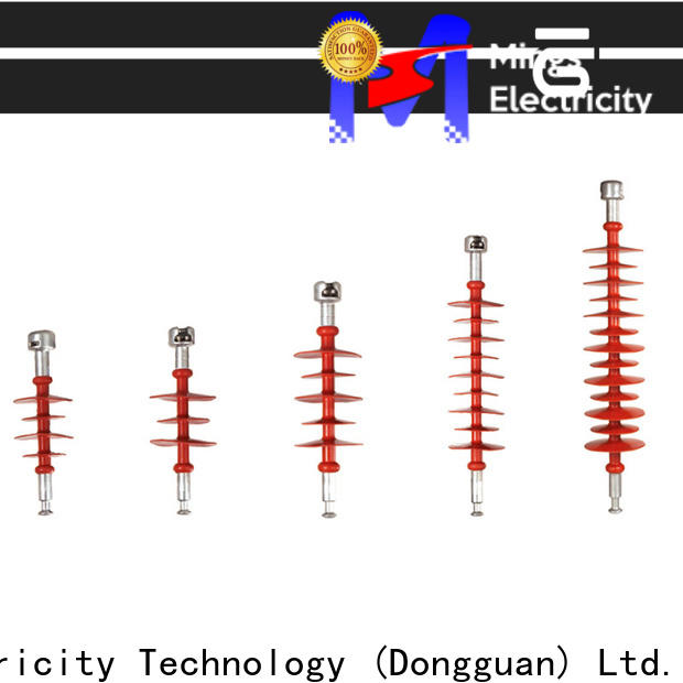 Mings suspension post type insulator directly price for telegraph pole