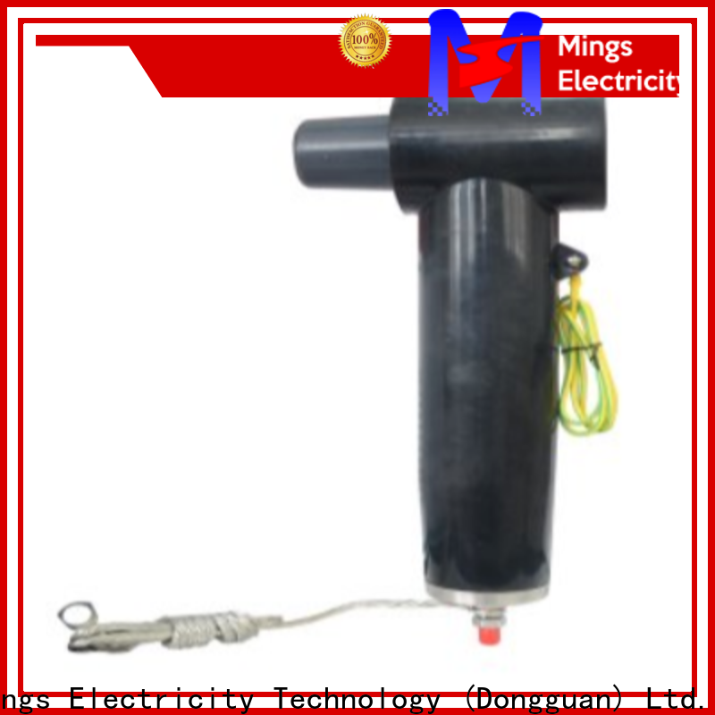Mings safe tee connector factory price for communal facilities