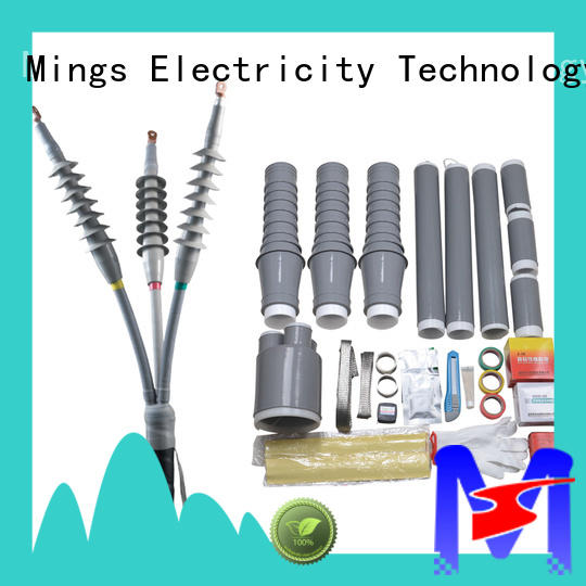 professional power cable accessories termination factory price for electricity distribution