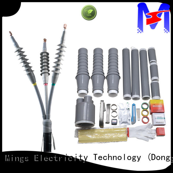 Mings high voltage cable jointing kit factory price