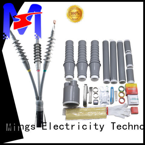 Mings professional cable jointing kit factory price