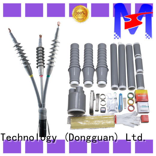 Mings tube high voltage termination kit factory price for electricity distribution