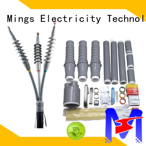 safe high voltage termination kit voltage factory price for electricity distribution